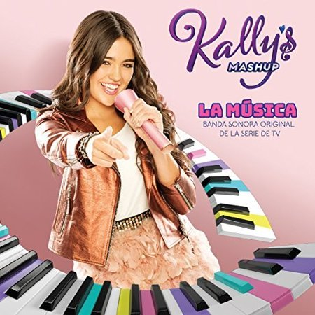 Kally's Mashup: La Musica (CD) - Musica Rock Halloween