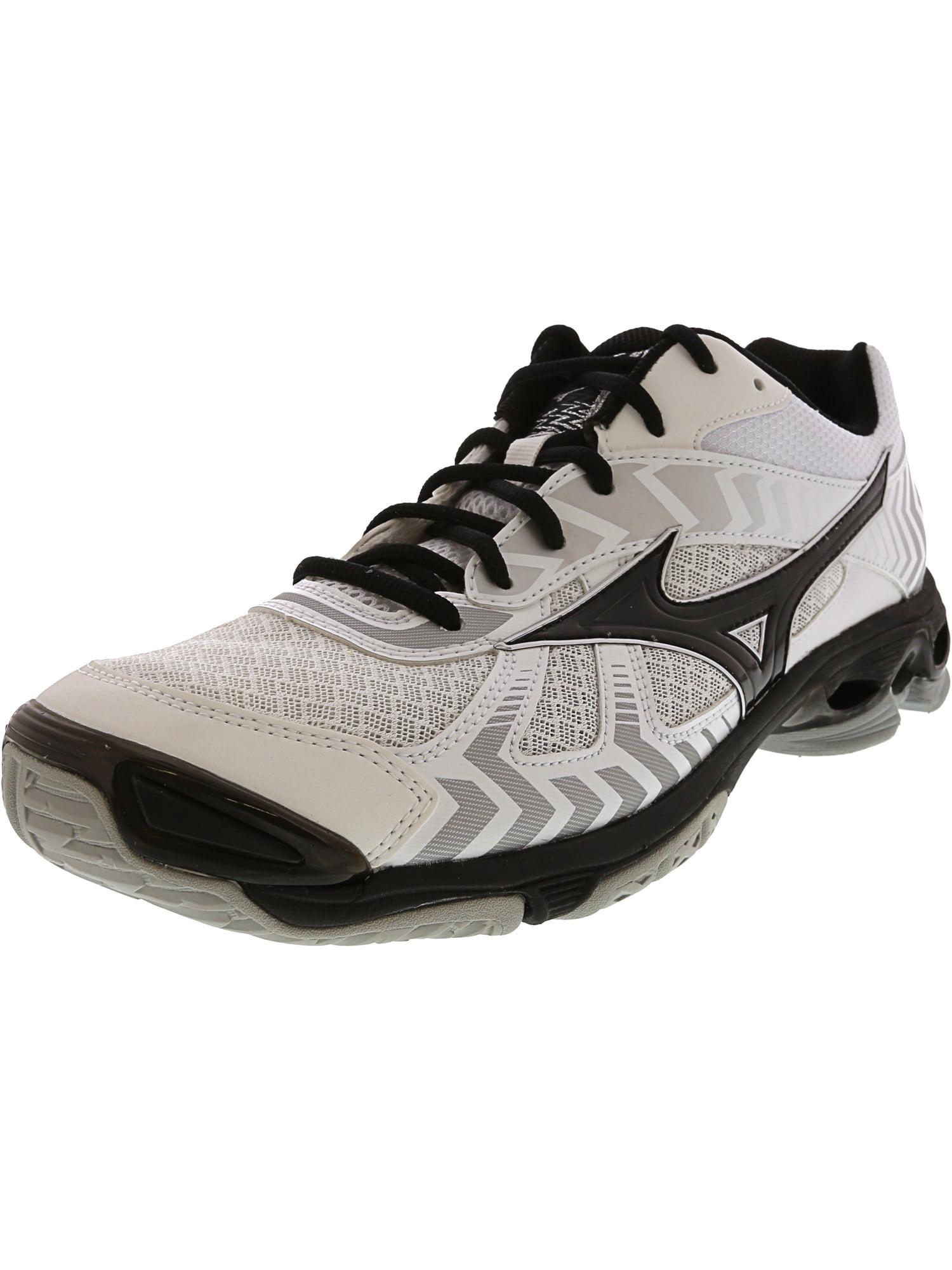 Mizuno Men's Wave Bolt 7 Volleyball Shoes 10.5M White