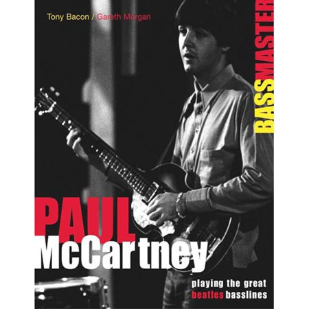 Paul Mccartney Bassmaster  Playing The Great Beatles Basslines