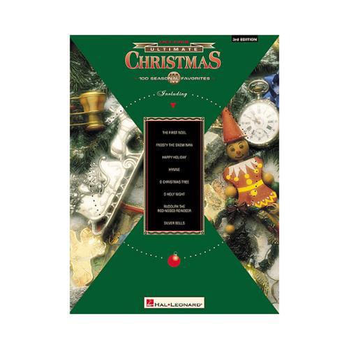 Hal Leonard Ultimate Christmas Easy Piano