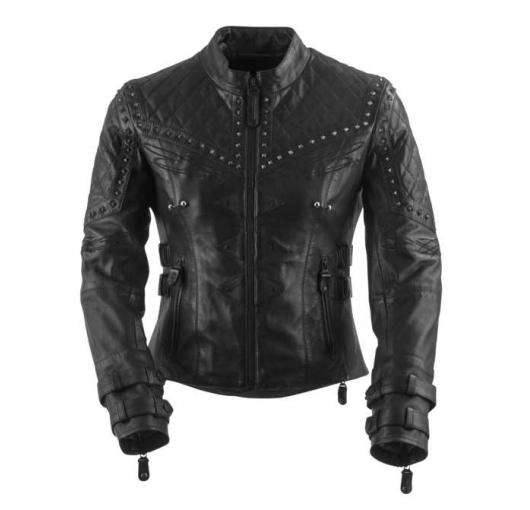 Black Brand Brazillian Wax Jacket Wxs Bb3355