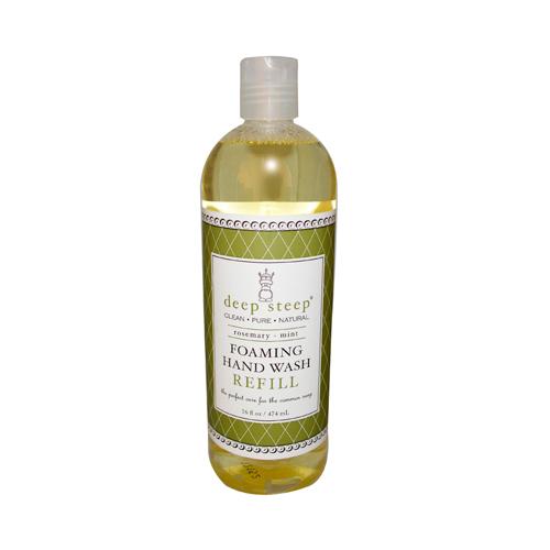 Deep Steep Foaming Handwash Refill Rosemary Mint - 16 fl oz