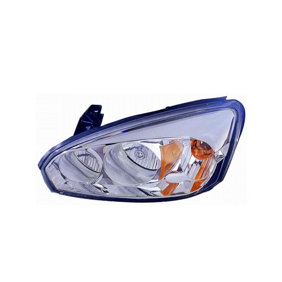 Replacement Driver Side Headlight For 04 07 Chevrolet Malibu 22626165 22731165