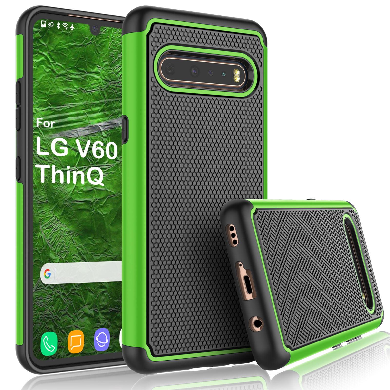 LG V60 Case, LG G9 ThinQ/LG V60 ThinQ Cute Case, Tekcoo ...