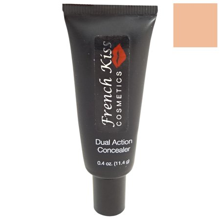 French Kiss Dual Action Concealer Light Peach 0.4oz