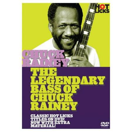 Legendary Bass of Chuck Rainey (DVD)