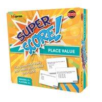 Edupress™ Super Score™ Game, Place Value, Grades 2-3