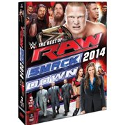 WWE: Best Of Raw And Smackdown 2014 by WARNER HOME VIDEO