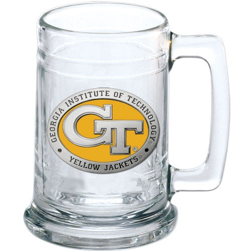 Georgia Tech Yellow Jackets Stein Mug