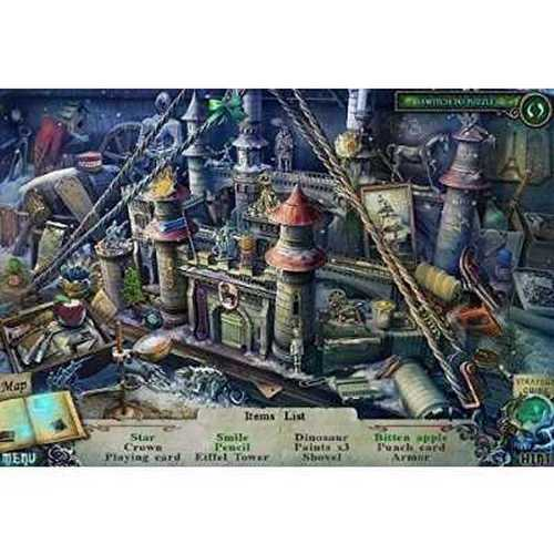 Witches Legacy LAIR OF THE WITCH QUEEN + HUNTER & THE HUNTED Hidden Object PC Game (Hidden Objects Computer Games)