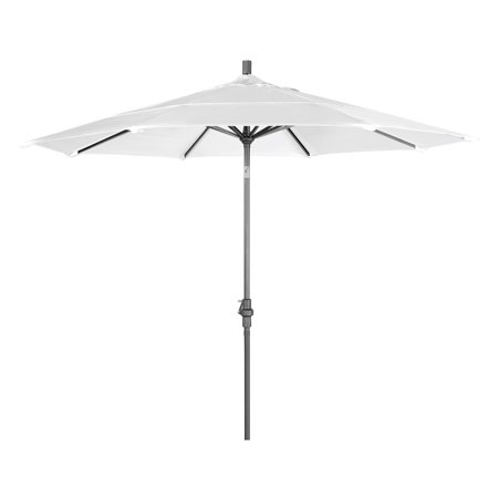 California Umbrella Golden State Market Tilt Olefin Patio Umbrella, Multiple Colors ()
