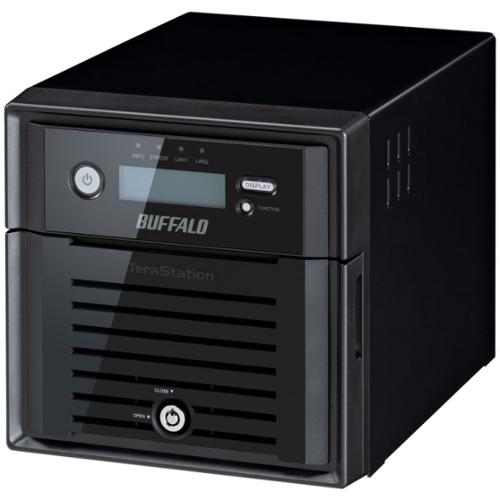 Buffalo TeraStation TS5200DN SAN/NAS Server - Intel Atom D2550 Dual-core 1.86GHz