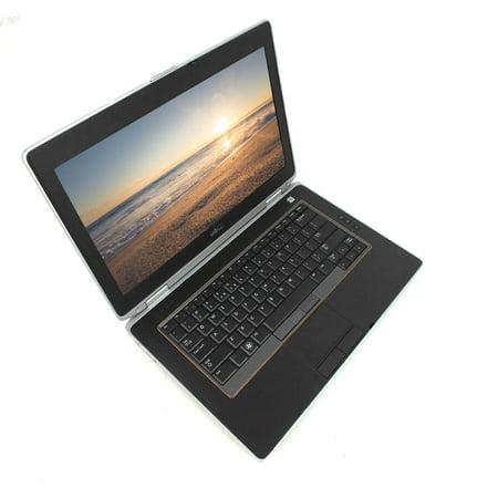 Refurbished Dell Black Latitude E6420 14'' PC Laptop Intel i5 Dual Core 2.5GHz 8GB RAM 500GB HDD Intel HD Graphics 3000 1366 x 768 Display Windows 10 Professional 64-Bit (8gb Ram Labtop)