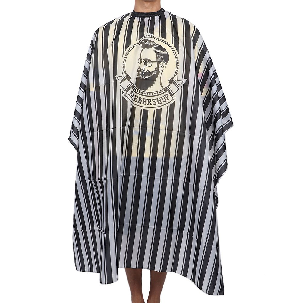 FAGINEY Professional Hairdressing Apron Barber Shop Breathable Hair Cutting  Gown Cape, Barber Shop Apron, Breathable Apron - Walmart.com