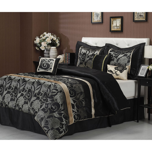 Mollybee 7-Piece Bedding Comforter Set