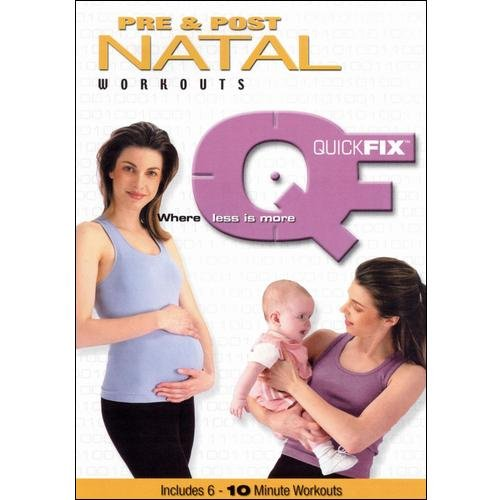 Quick Fix: Pre And Post Natal Workouts (Full Frame)