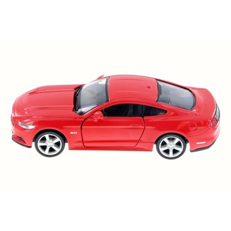 2015 Ford Mustang Red Rmz City 555029 Diecast Model
