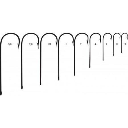 Mustad Needlepoint - Mustad 3261 Aberdeen Classic Hook Ringed