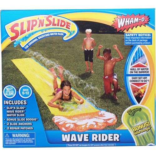 Wham-O Slip'n Slide Wave Rider Hydroplane with Boogie