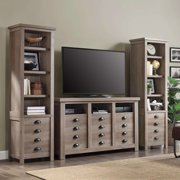 Better Homes And Gardens Granary Modern Farmhouse Printers TV Cabinet Multiple Finishes Image 9 Of