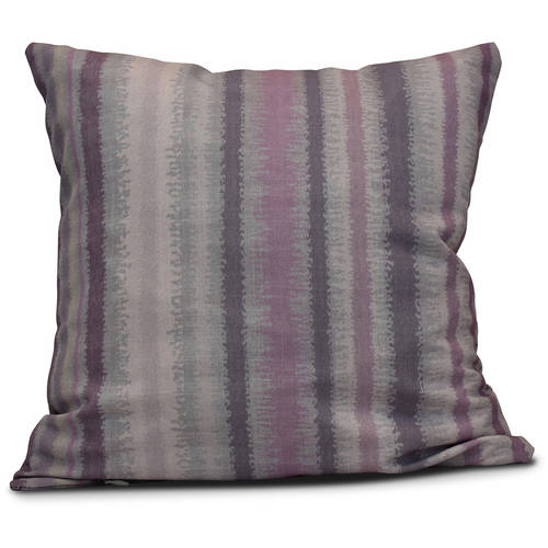 "Simply Daisy 16"" x 16"" Raya De Agua Stripe Print Pillow"