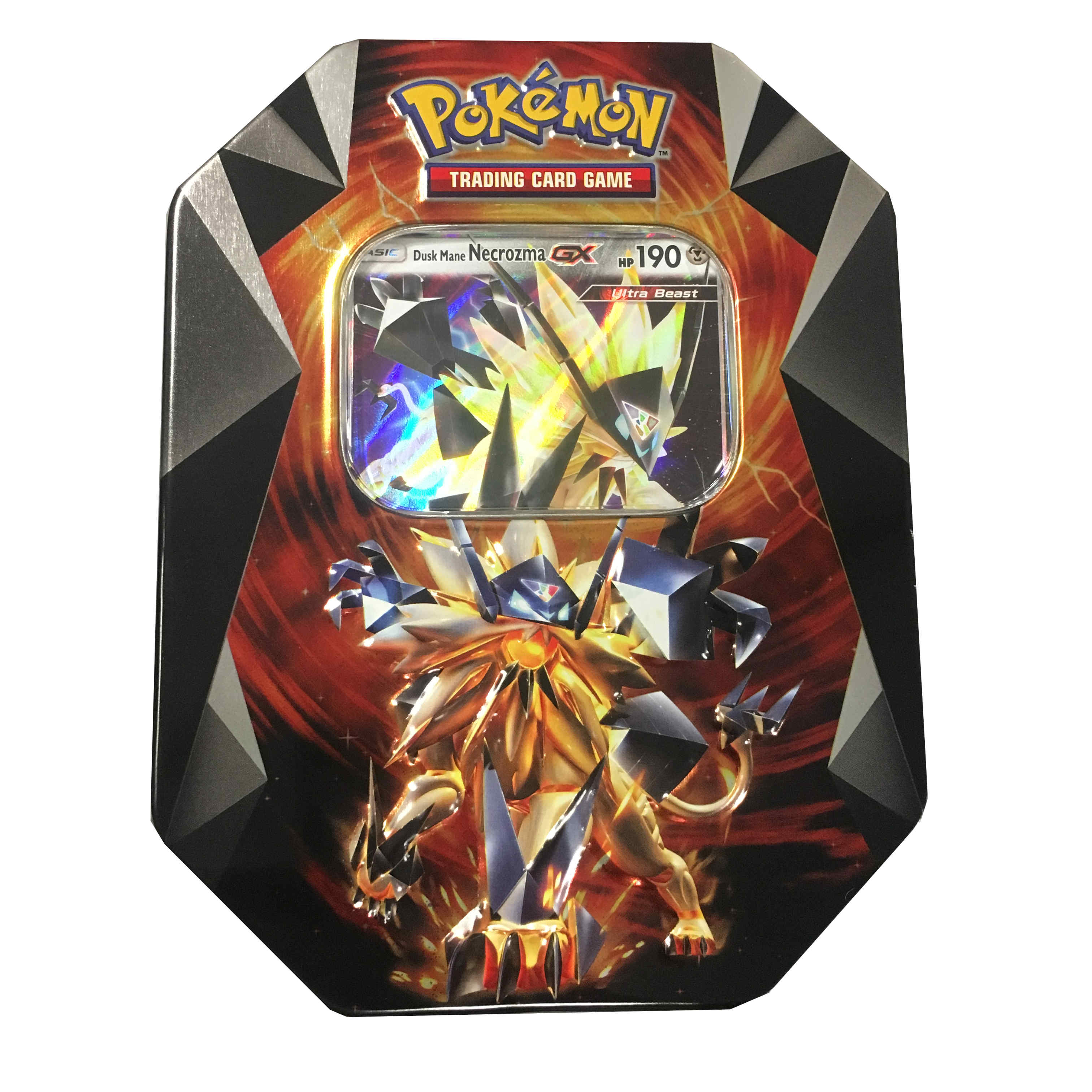 2018 Pokemon Spring Tin Necrozma Prism Trading Cards by Pokemon