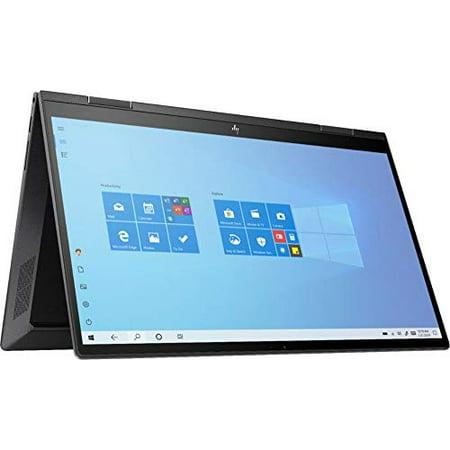 """2020 HP Envy X360 2-in-1 15.6"""" FHD IPS Touchscreen Premium Laptop PC   AMD 4th Gen Ryzen 5 Six-Core 4500U   16GB RAM   512GB PCIe SSD   Backlit Keyboard   Fingerprint Reader   WiFi 6   Windows 10"""