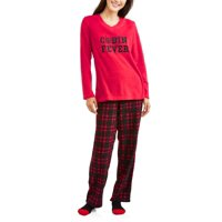 Secret Treasures Ladies' Giftable 3-Piece Pajama Set