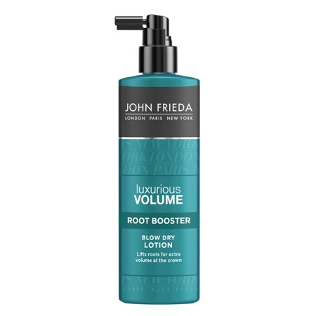 John Frieda Luxurious Volume Root Booster Blow Dry Lotion 6 (Best Product For Fine Hair For Volume)