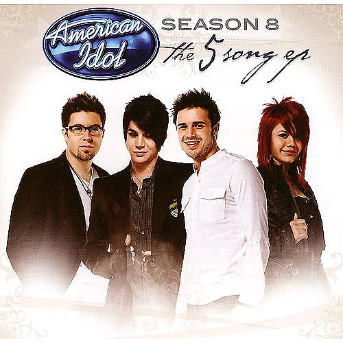 American Idol: Season 8 - The 5 Song EP