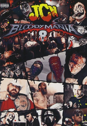 Juggalo Championship Wrestling: Bloodymania 8 by