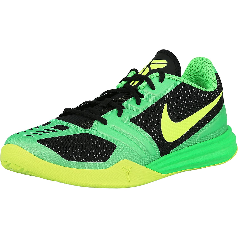 Volt-Poison Green Ankle-High Basketball