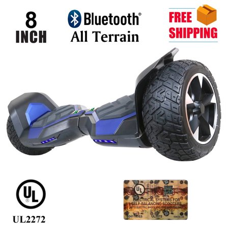 8.5'' Hoverboard with Bluetooth, Off Road Self-Balance Scooter UL 2274 Certified