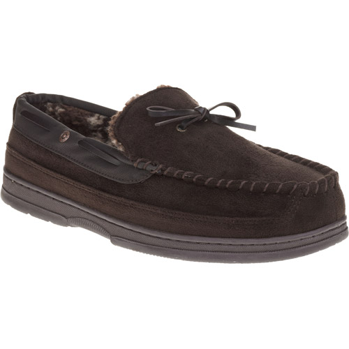 Signature by Levi Strauss & Co Men's Moccassin Slippers