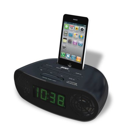 Jensen Universal Docking Music System for IOS