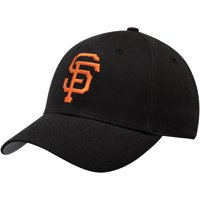 San Francisco Giants Fan Favorite Basic Adjustable Hat - Black - OSFA