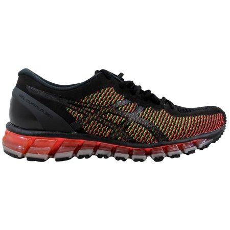 sports shoes ae07b 9619b Asics - Asics Gel Quantum 360 CM Black White-Green Gecko T6G6N 9001 Women s  Size 7 - Walmart.com