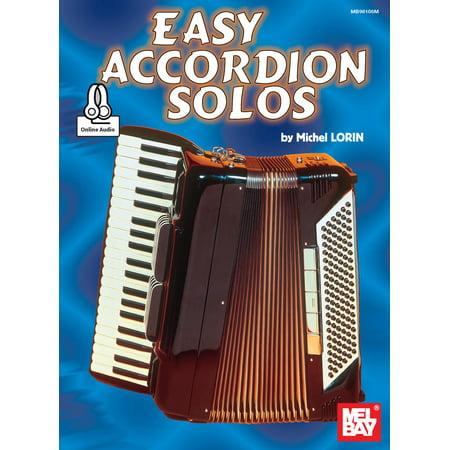 Easy Accordion Solos - eBook