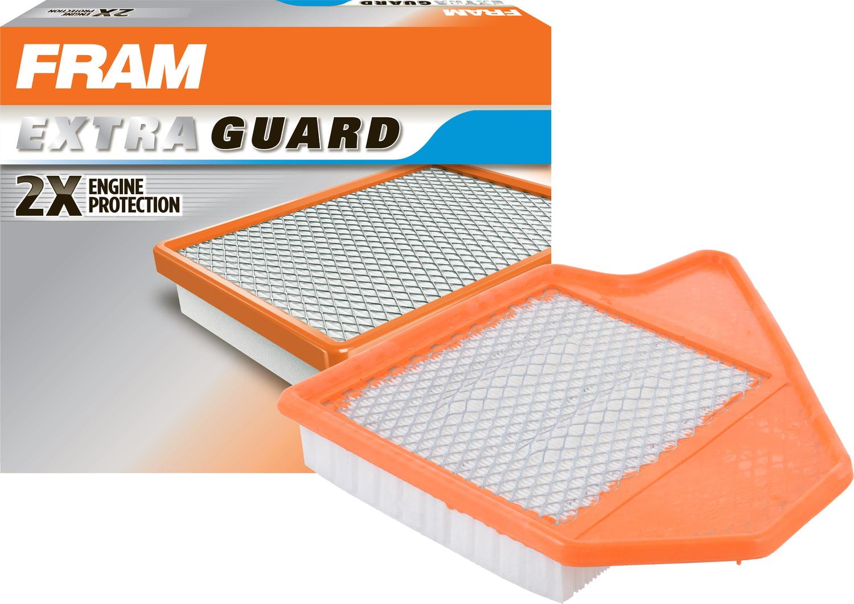 FRAM Extra Guard Air Filter, CA11050 by FRAM