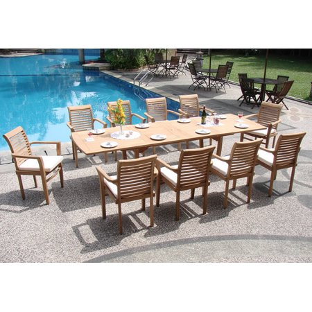 Mas Rectangle Dining Table