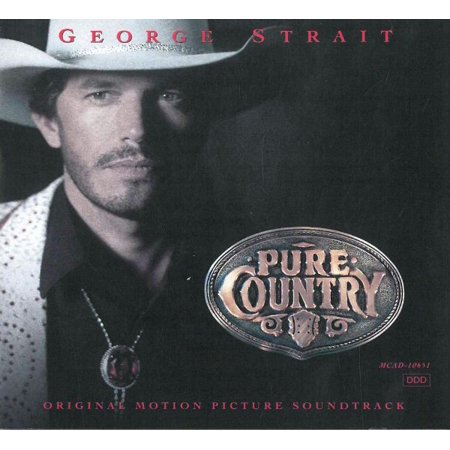 George Straight - Pure Country (Original Motion Picture Soundtrack) (CD)