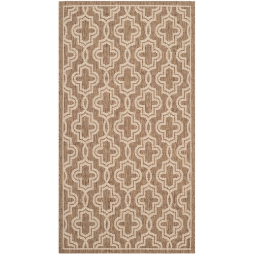 Safavieh Martha Stewart Brown / Beige Area Rug