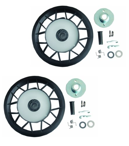 Oregon (2 Pack) 31-067 Starter Pulley Replacement for Tecumseh 590618 by Oregon