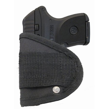 Garrison Grip Inside Waistband Woven Sling Holster Fits Ruger LCP 380 IWB (Ruger Lcp 380 Inside The Waistband Holster)