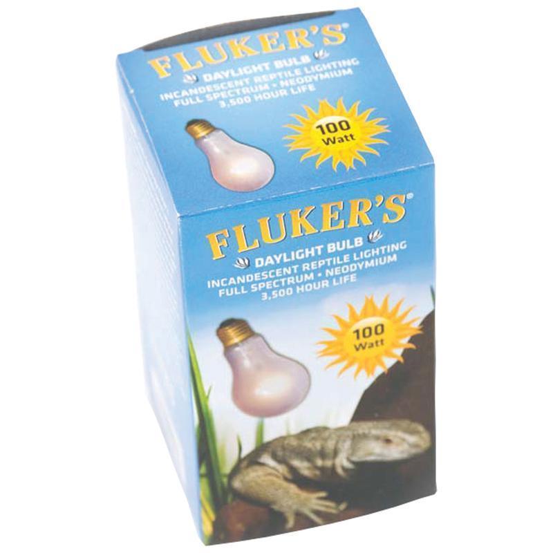 Fluker's Neodymium Daylight Bulb, 100 Watt
