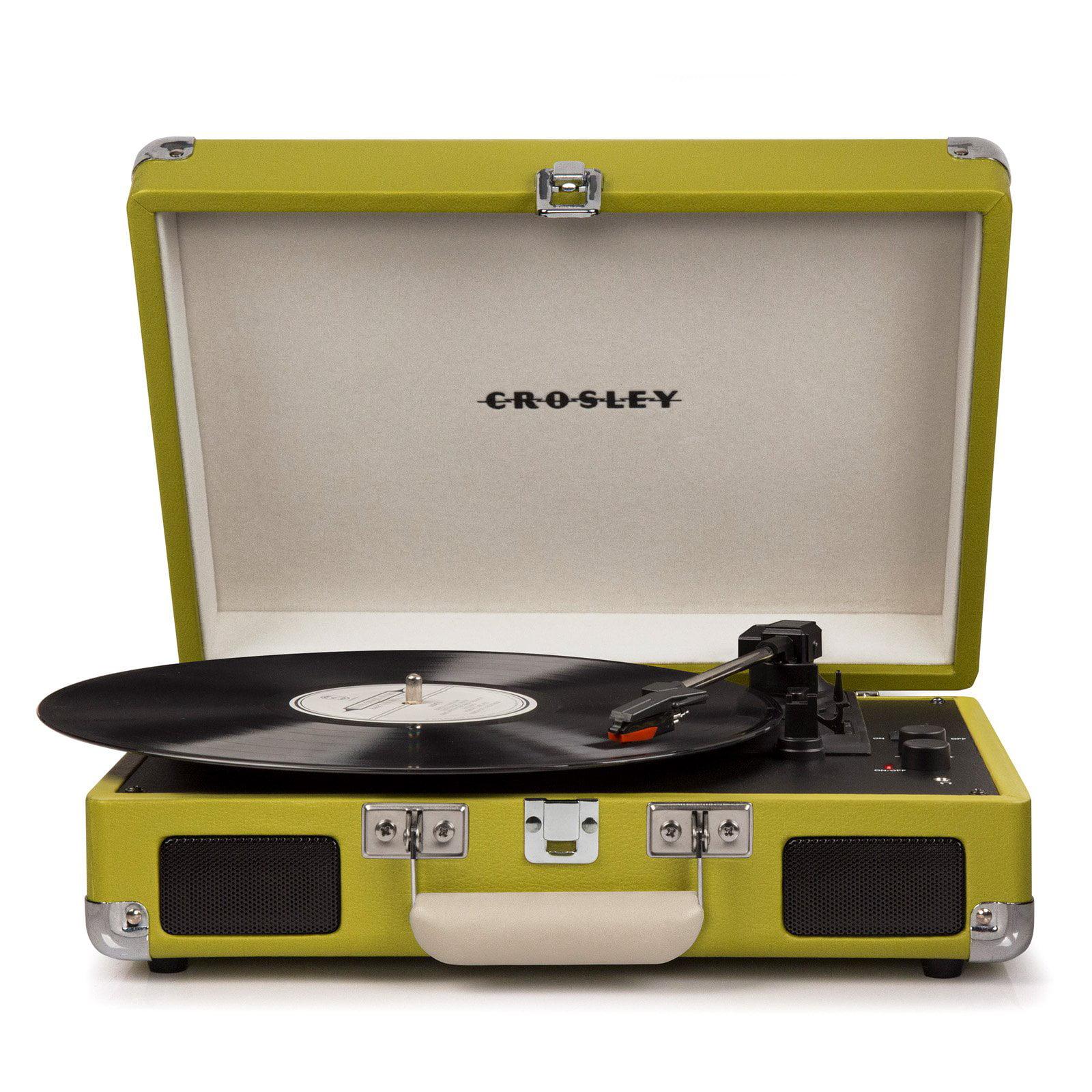 Crosley Cruiser Deluxe Stereo Turntable (CR8005D)