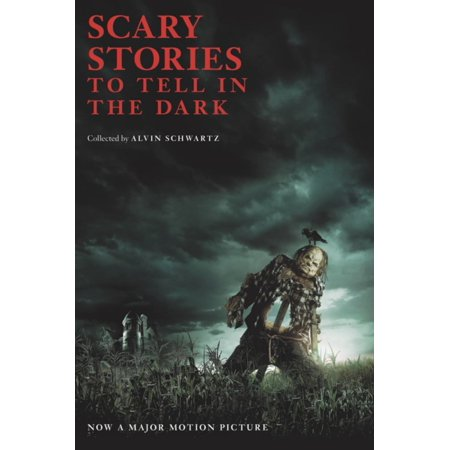 Scary Stories to Tell in the Dark Movie Tie-In