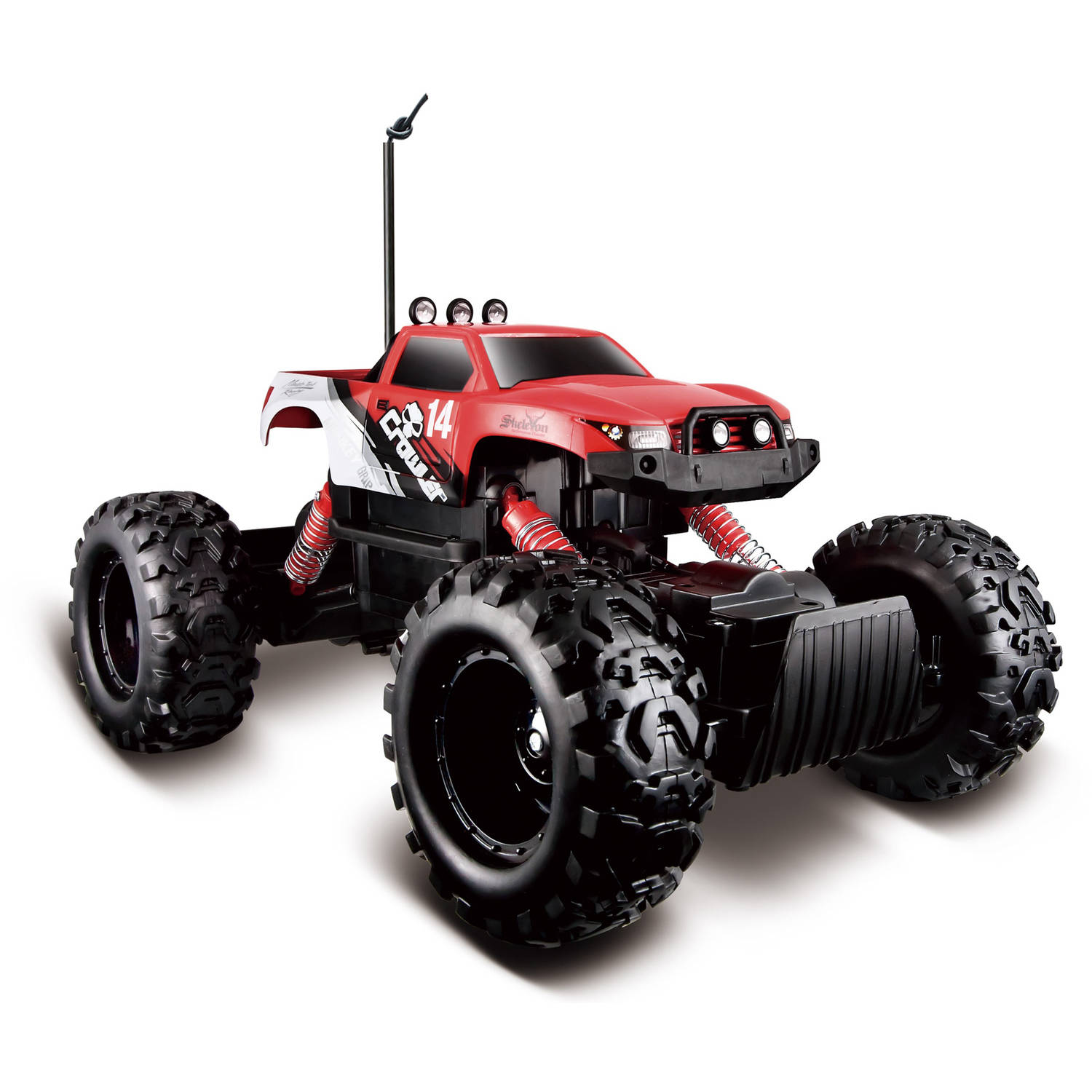 Maisto Tech Crawler Radio-Controlled Vehicle - Color may vary