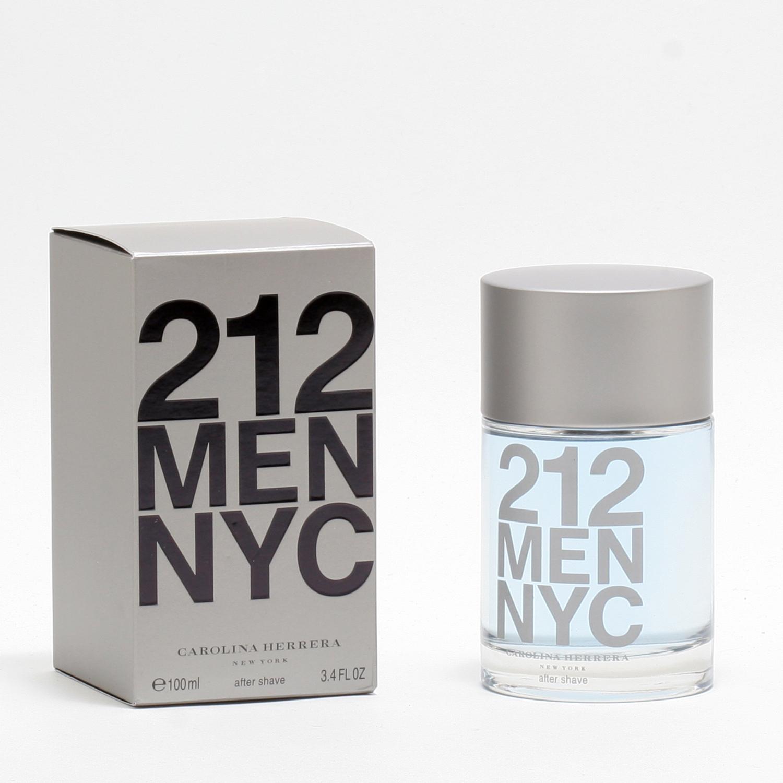 212 MEN by CAROLINA HERRERA- AFTER SHAVE 3.4 OZ