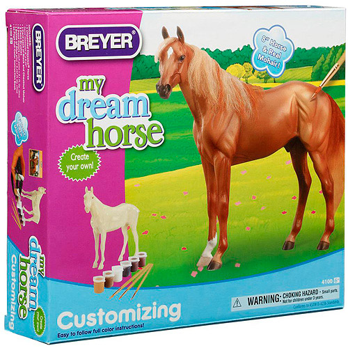 Breyer My Dream Horse Customizing Kit, Thoroughbred